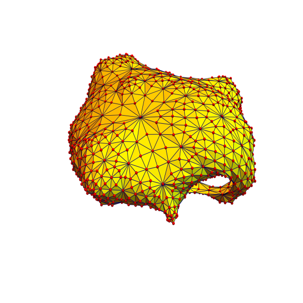 level surface in 3 sphere