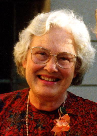 Mary Ellen Rudin