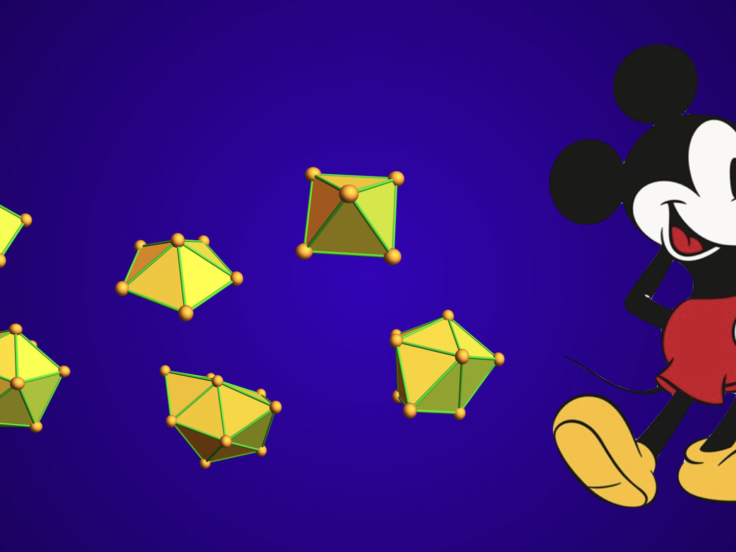 Mickey Mouse Sphere Theorem